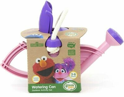 Watering Can - sesame street (Green Toys)