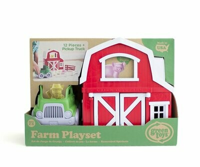 Farm Playset (Green Toys)