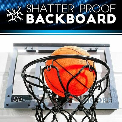 Pro Hoops Over-The-Door Basketball Set - LED
