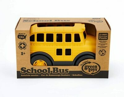 School Bus (green toys)