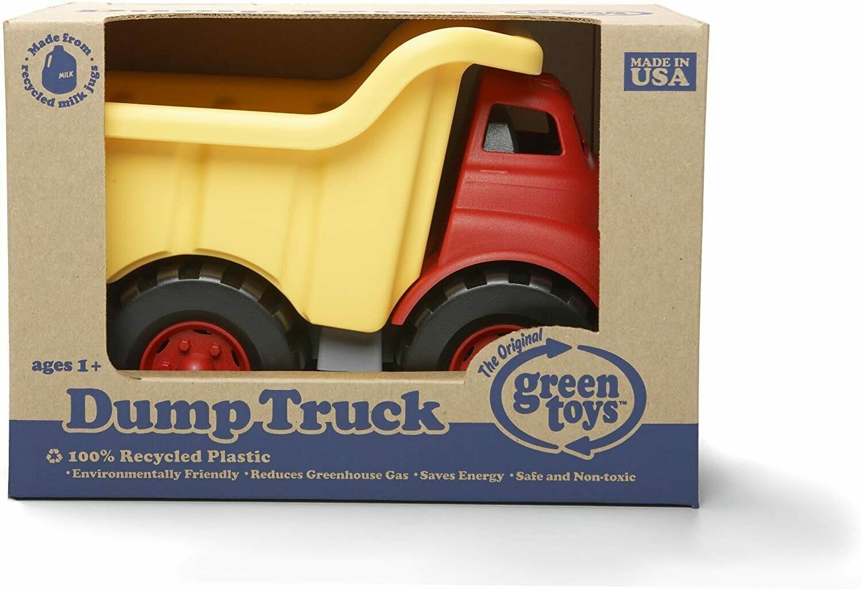 Dump Truck (Green Toys)