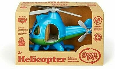 Helicopter (Green Toys)