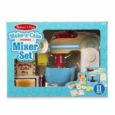 Make-a-Cake Mixer Set