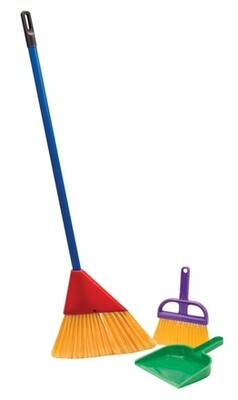 Junior broom set