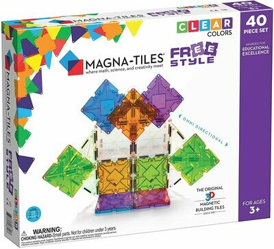 Magna-tiles Free Style