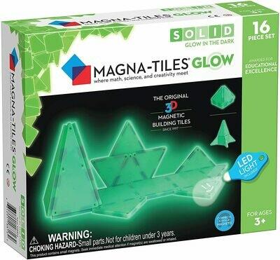 Magna-tiles Glow 16 piece