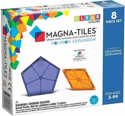 Magna-tiles polygon expansion set