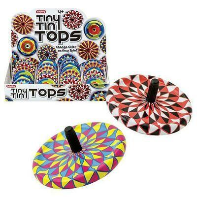 Tiny Tin Tops
