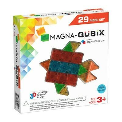 Magna-Qubix 29 piece