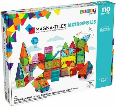 Magna-tiles: Metropolis