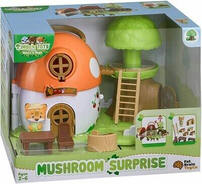 Timber Tots Mushroom Surprise