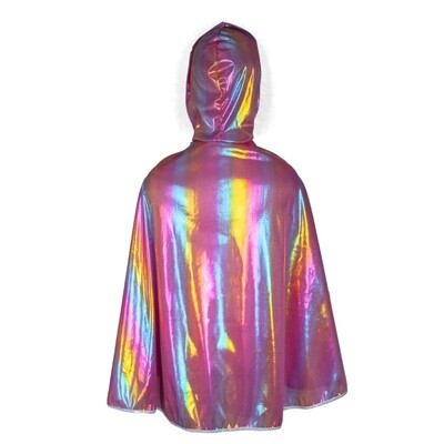 Rainbow Princess Cape size 5/6