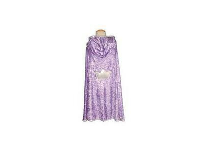 Princess Cape Lilac size 5/6