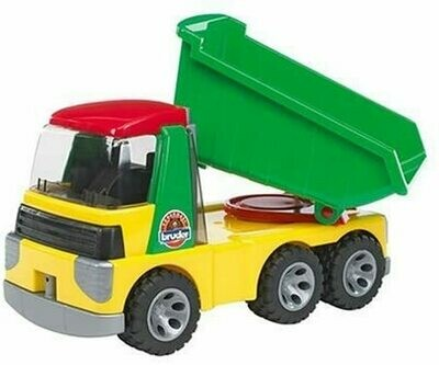 Roadmax dump truck