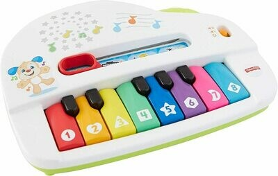 Silly sounds light up piano
