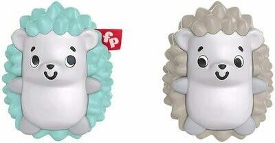 Hedgehog Shaker Twins