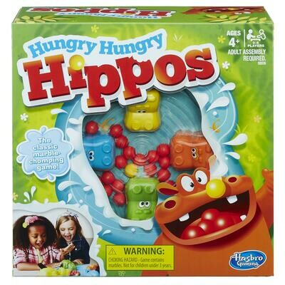Hungry, Hungry Hippo
