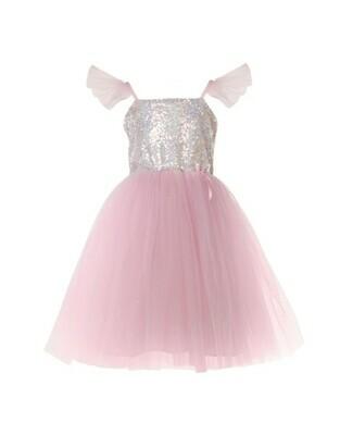 Sequins Princess Dress
