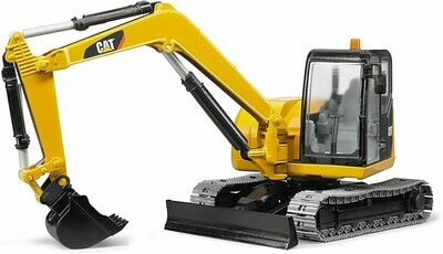 Bruder CAT mini excavator