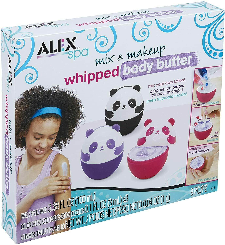 mix & makeup body butter