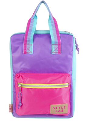Style Lab Mini Backpack: eco bags