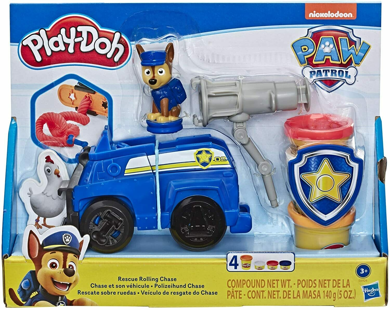 Play Doh paw patrol