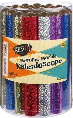 Metallic Marble Kaleidoscope