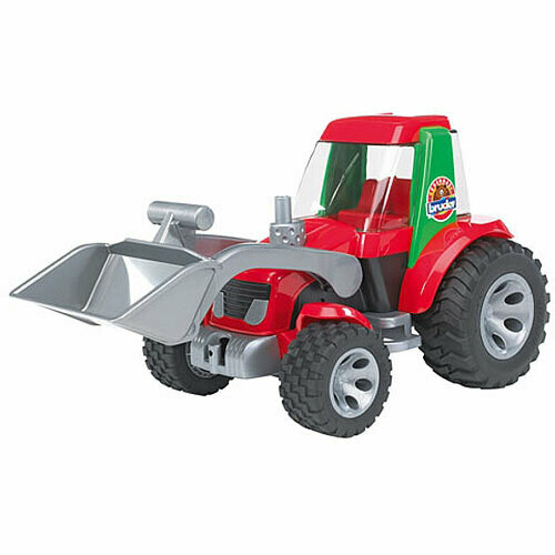 Roadmax Tractor with Front Loader