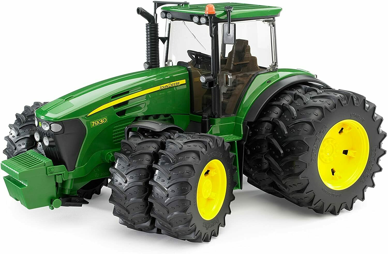Bruder John Deere 7930 with Dual Wheels