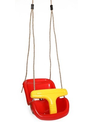 Red Baby Toddler Swing