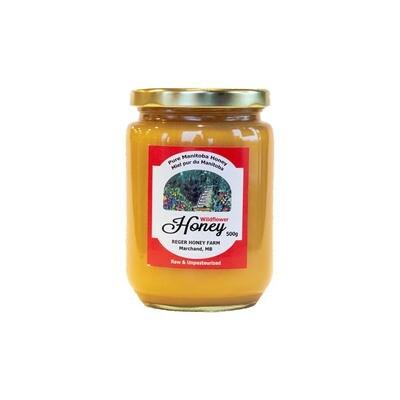 Reger Honey