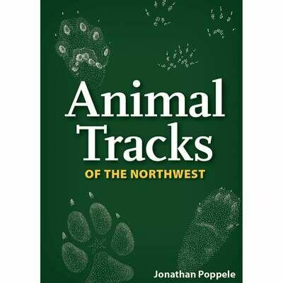 Animal Tracks Playing Cards