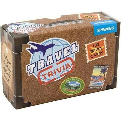 Travel Trivia Game