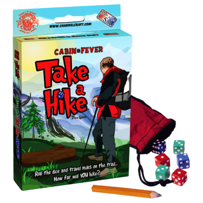 Take A  Hike Dice Game