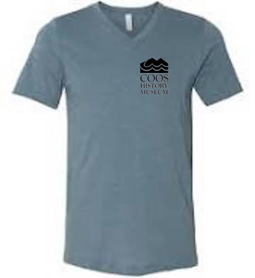 CHM V-neck Tee, 3 colors