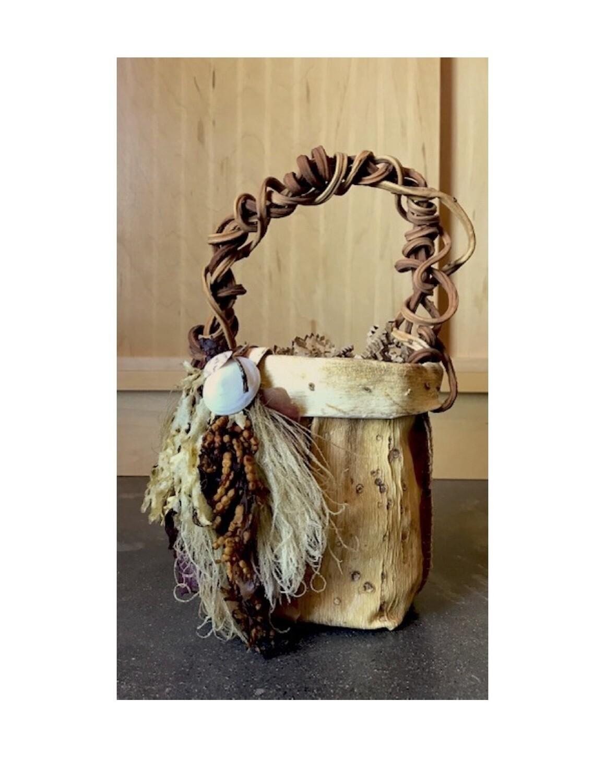 Sea Kelp Basket