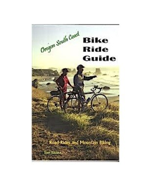 Bike Ride Guide, Out Our Back Door
