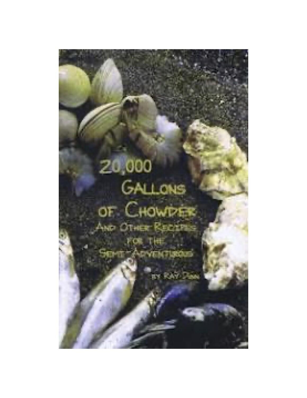 20,000 gallons chowder
