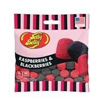 2.75 oz. Raspberries and Blackberries