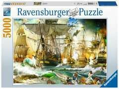 Battle on the high seas