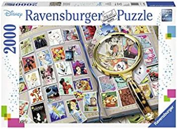Disney Stamp Album