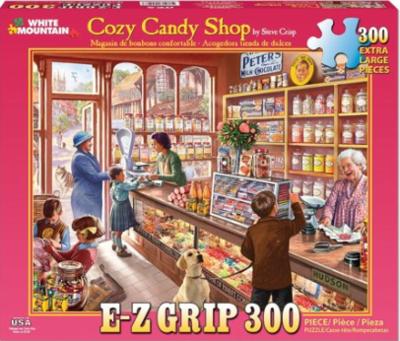 Cozy Candy Shop