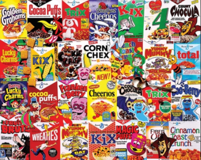 I Love Cereal