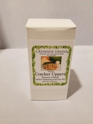 French Onion Cracker Upper