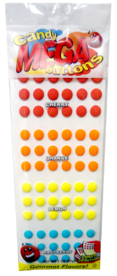 Candy Buttons Mega