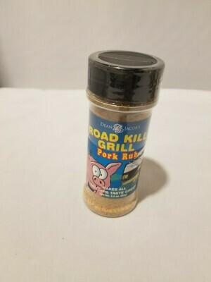 Road Kill Pork rub