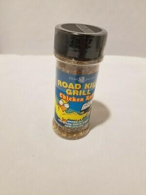 Road Kill Chicken rub