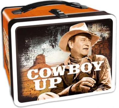 Cowboy Up John Wayne