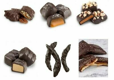 Fine Dark Chocolate Candy