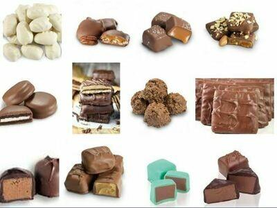 Fine Milk Chocolate Candy